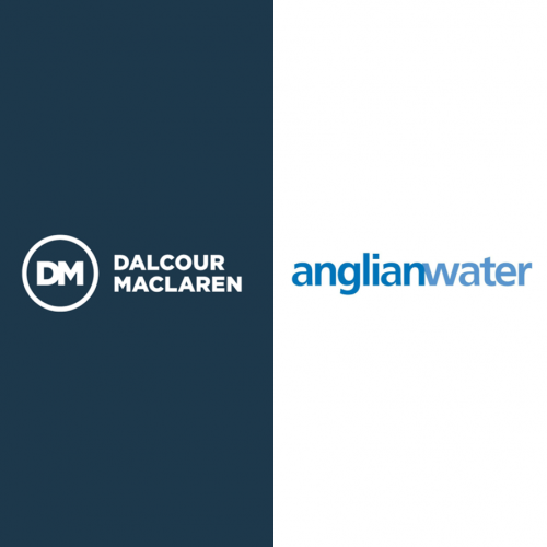Dalcour Maclaren is off to a Flying Start with First Instruction from Anglian Water