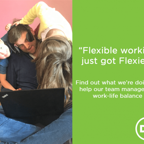 Flexible working just got Flexier!