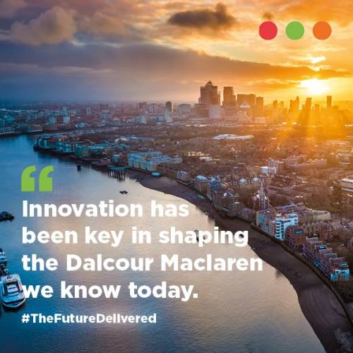 How Innovation has Shaped the Dalcour Maclaren we Know Today