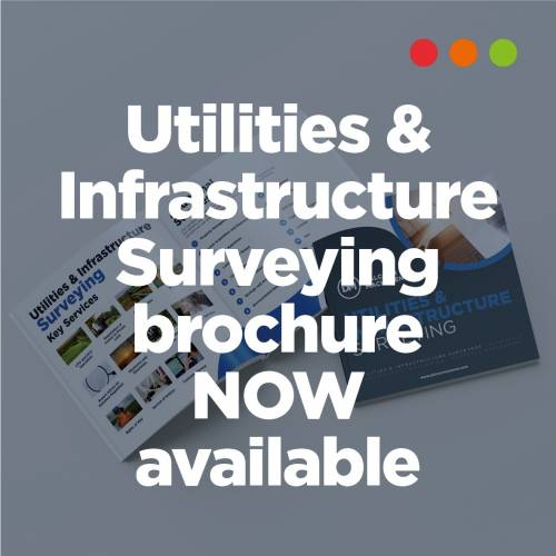 Find out more about Utilities & Infrastructure Surveying