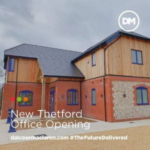 DM Opens New Thetford Office